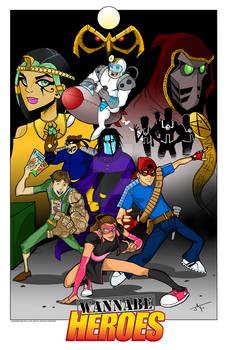 Wannabe Heroes Promo