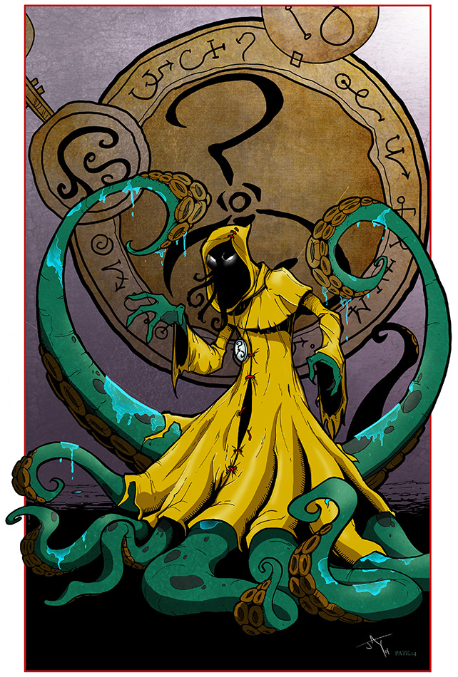 King in Yellow by Jayson-kretzer