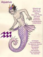 Aquarius by feralcatalyst