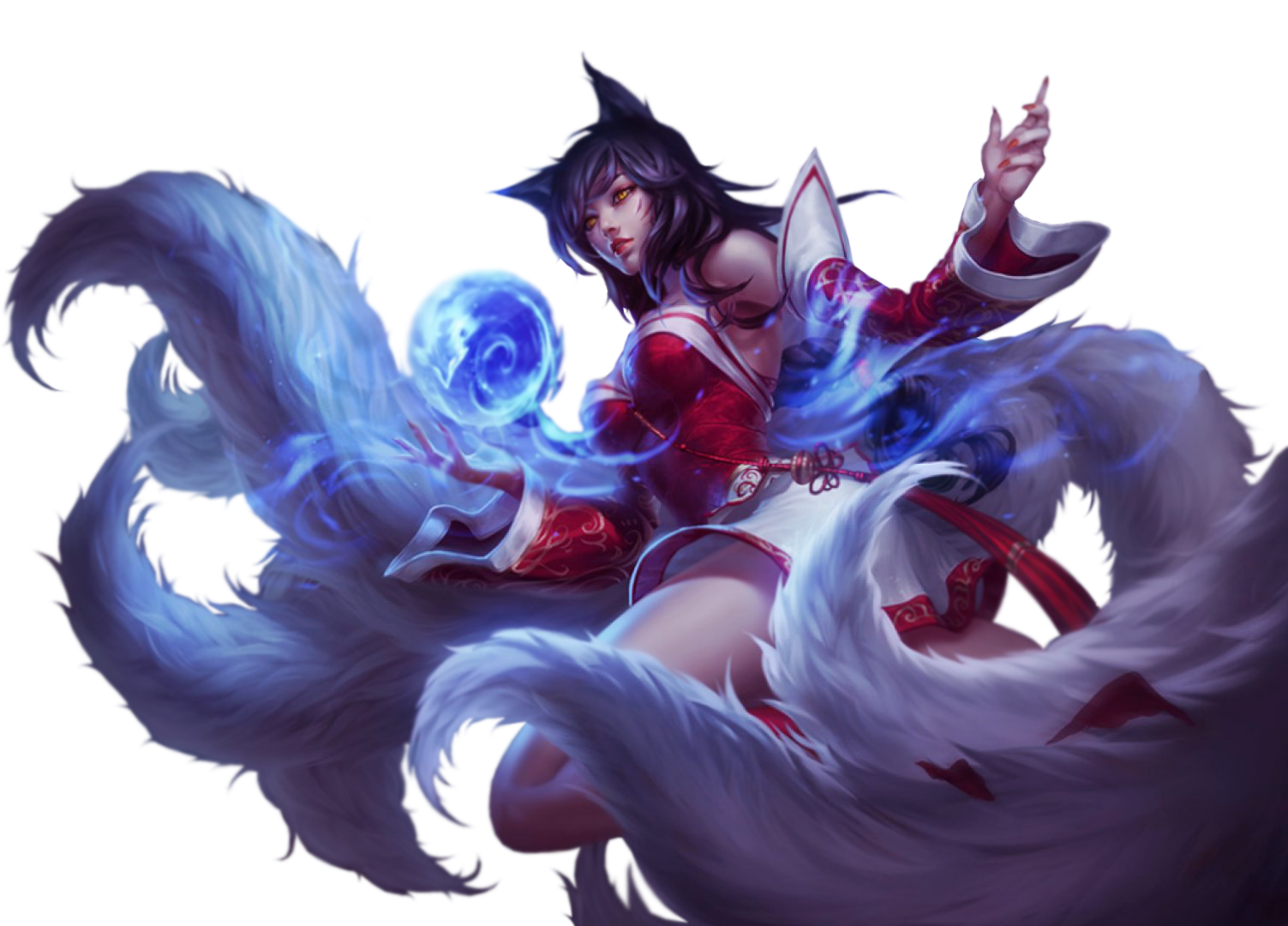 Arcade ahri render league of legends by aliceemad on deviantart league of legends render ahri by singularity01 voltagebd Choice Image