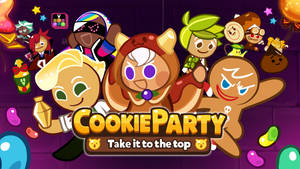 Cookie Party: Take It To The Top by Kuqqiz