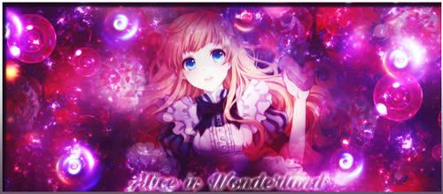 Alice in Wonderland by IceAge-DA