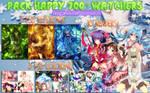 [PACK] HAPPY 700+ WATCHERS