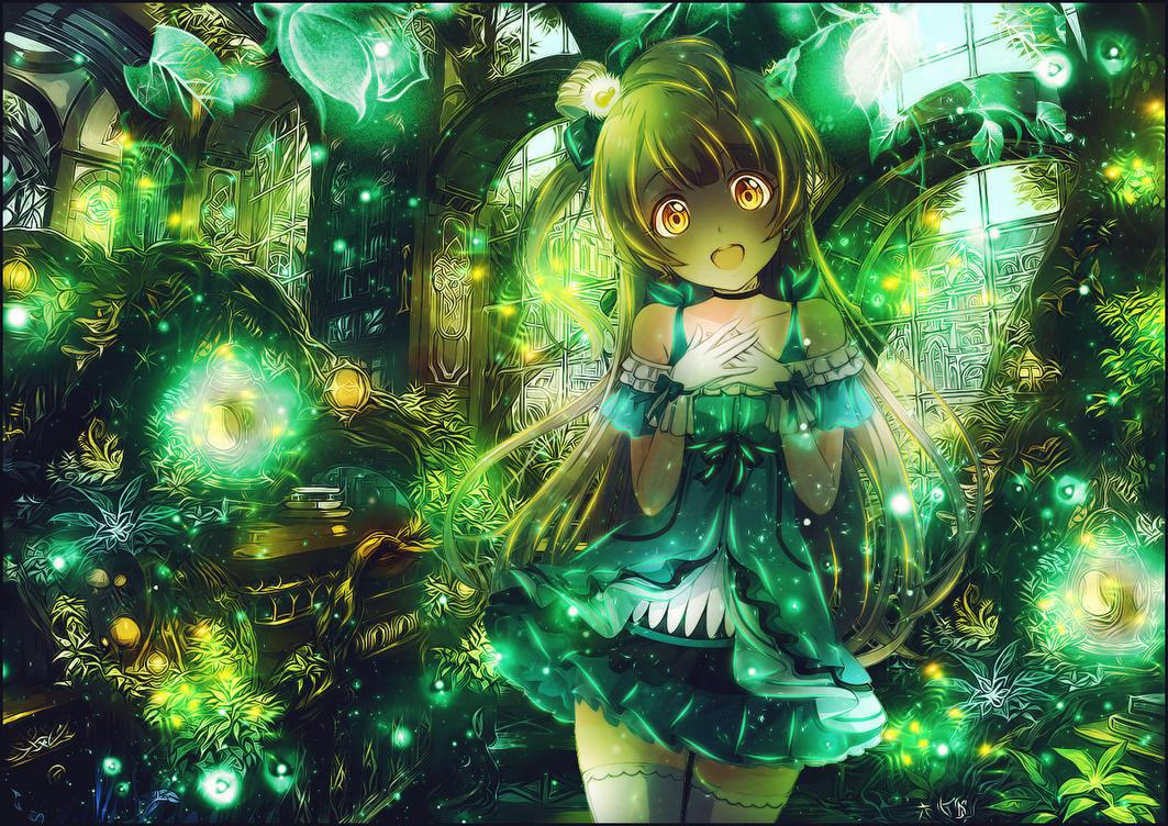 Anime Wallpaper Kotori Minami By Iceage Da Free Desktop Wallpaper