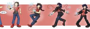 Kyoka Jiro from My Hero Academia/TG TF