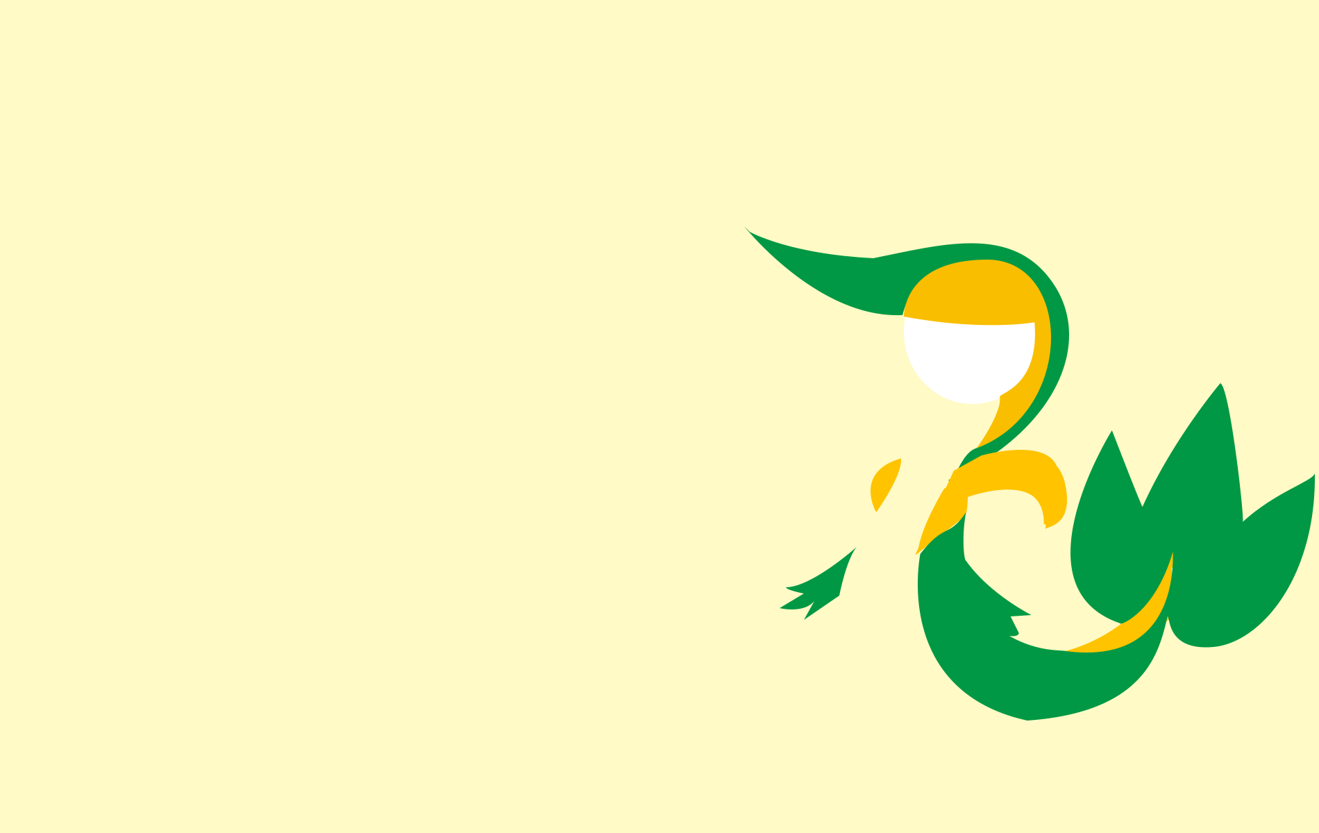 Snivy by PokeTrainerManro