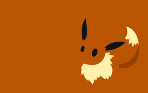 Eevee by PokeTrainerManro