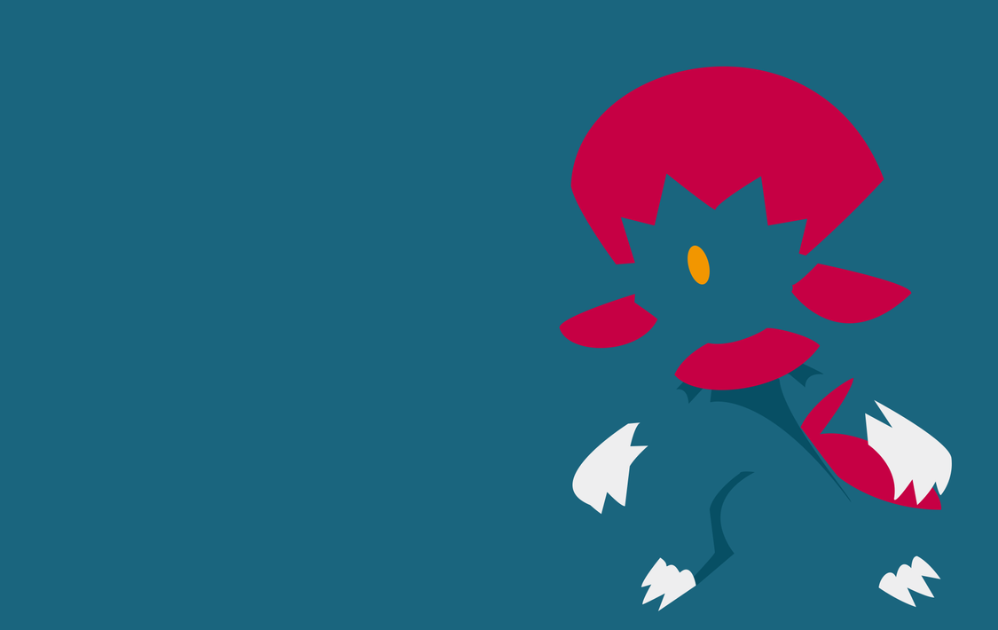 Weavile by PokeTrainerManro