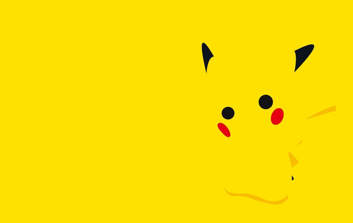 Pikachu by PokeTrainerManro