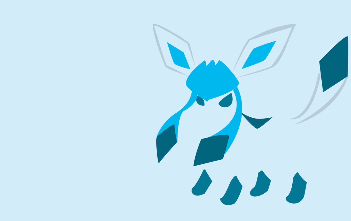 Glaceon by PokeTrainerManro