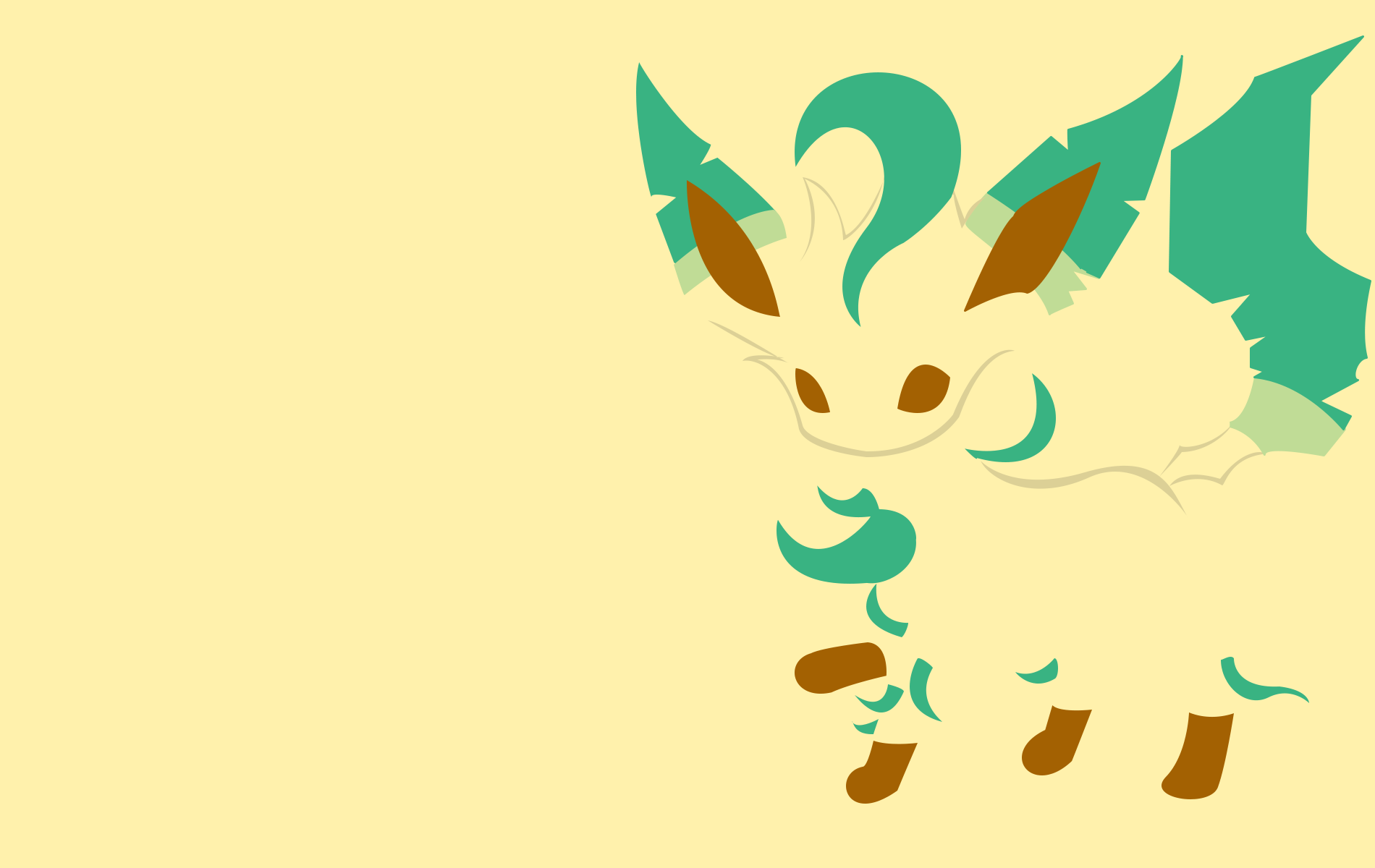 Leafeon by PokeTrainerManro