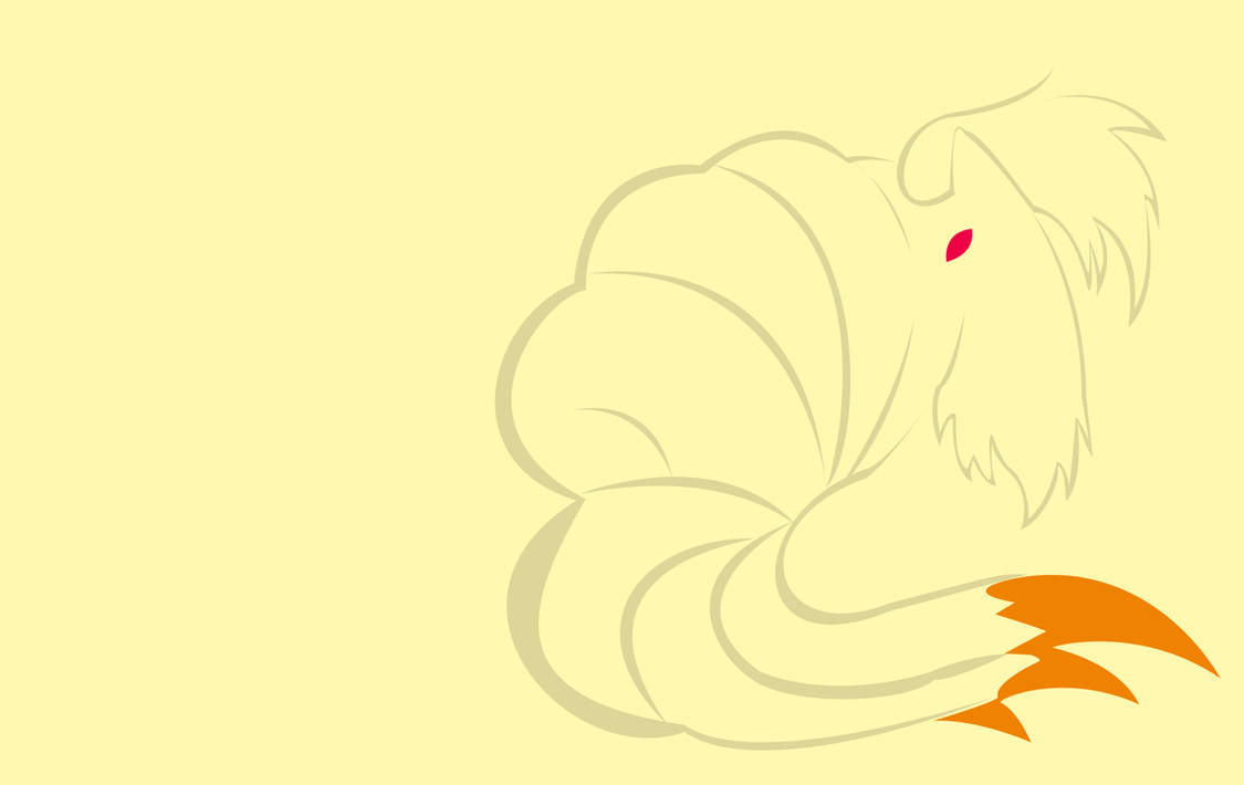 Ninetales by PokeTrainerManro