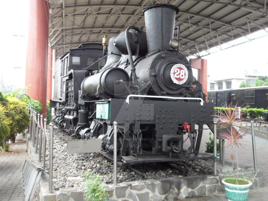 Alishan Forest Railway Shay Locomotive No. 28 by ThomasAnime