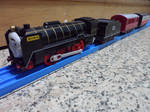Hiro and his Special Train (TOMY)