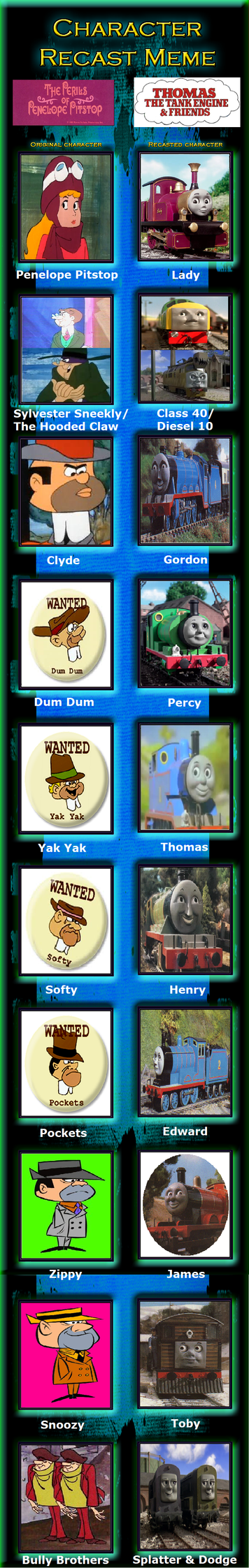Snap Thomas And Friends Favourites By Thomasanime On Deviantart