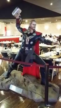 Marvel/DC Crossover - Thor