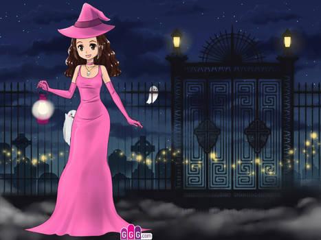 SuperCuteFantasy - Sheila's Halloween Costume