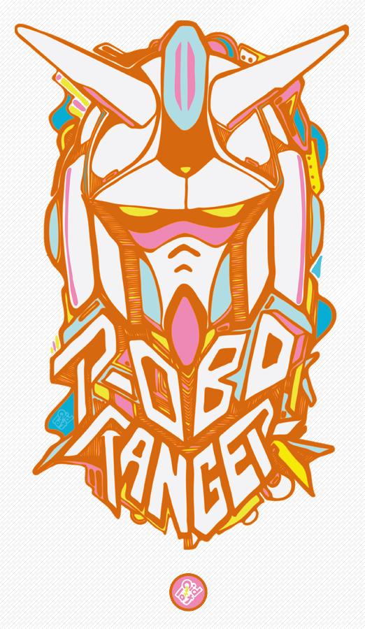 Robo.Ranger01 by Qidlat