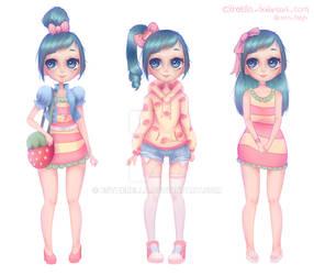 Strawberry Sweetie