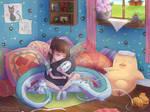 Chihiro's Bedroom