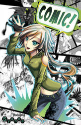 .::Comic::.. by larenn