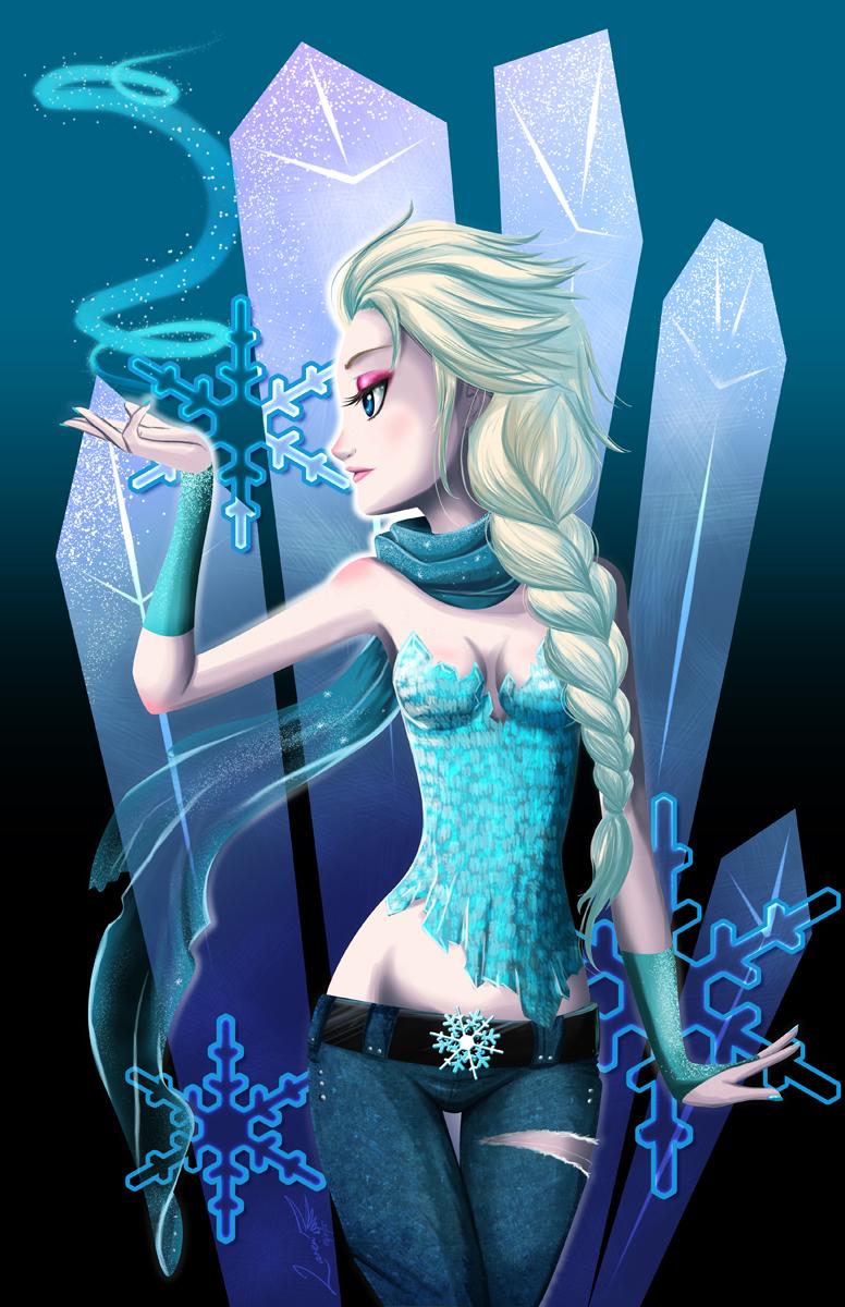 .:: Ice Queen::. by larenn