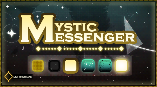 Mystic Messenger - STYLES by LetTheRoad