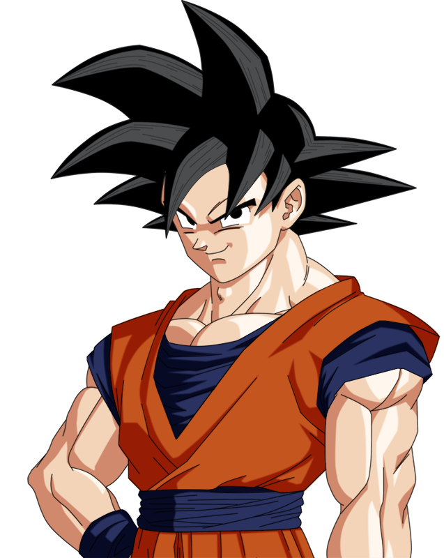 Songoku By Say4 On Deviantart