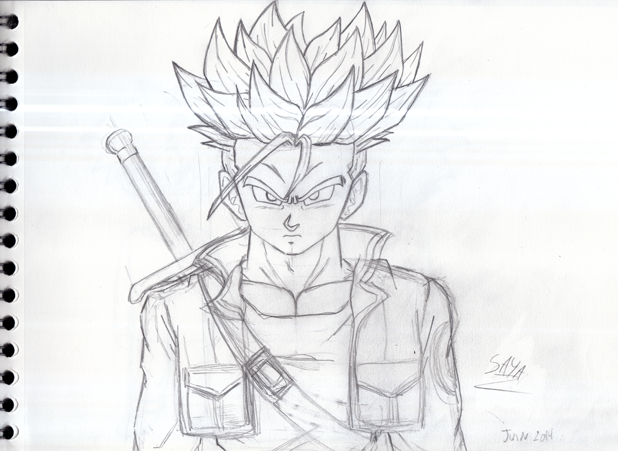 Croquis Trunks By Say4 On Deviantart
