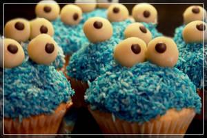 cookie monster by tahnee-r
