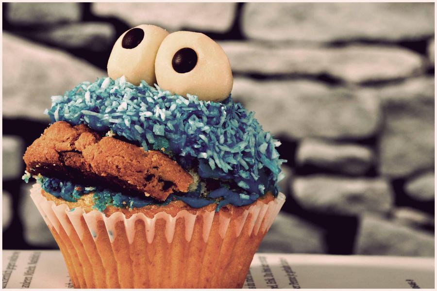 Cookie Monster III By Tahnee R