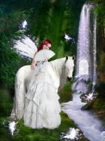 Faerie Queen by Silverayn