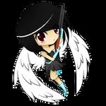 Angel With A Shotgun by iiKiui