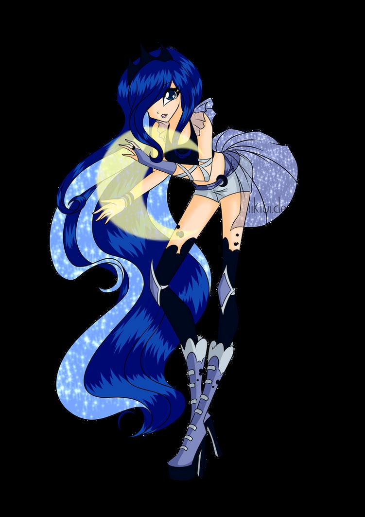 Winx Luna by iiKiui