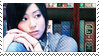 Utada Hikaru Stamp by CalintzK