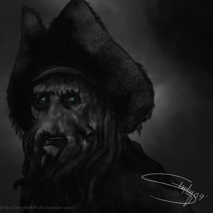 Davy Jones by Stephy09