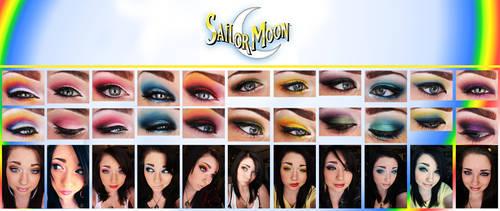 Sailor Moon Series by Unique-Desire