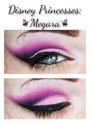 Disney Princesses: Megara by Unique-Desire