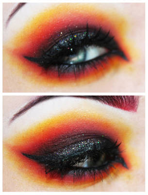Katniss Everdeen: The Girl On Fire! by Unique-Desire