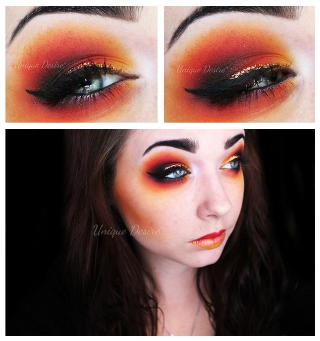 Sun Makeup