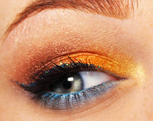 Sunset Eye by Unique-Desire