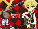 Pandora Hearts- Oz Vessalius