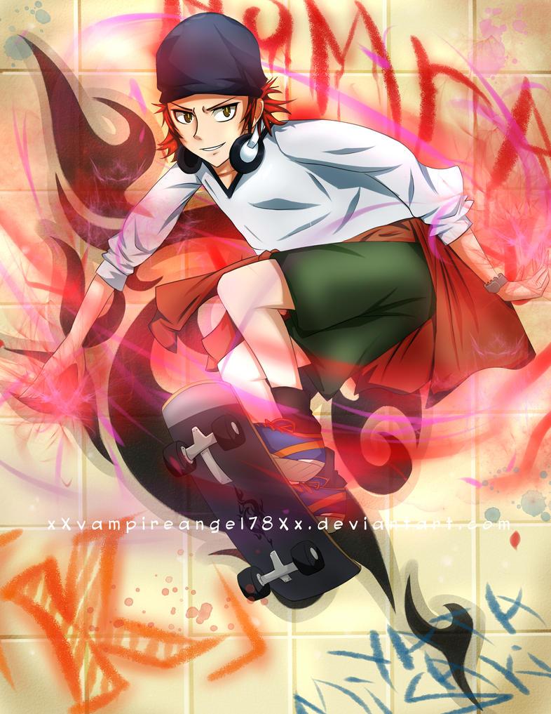 K Project- Yata Misaki by xXvampireangel78Xx