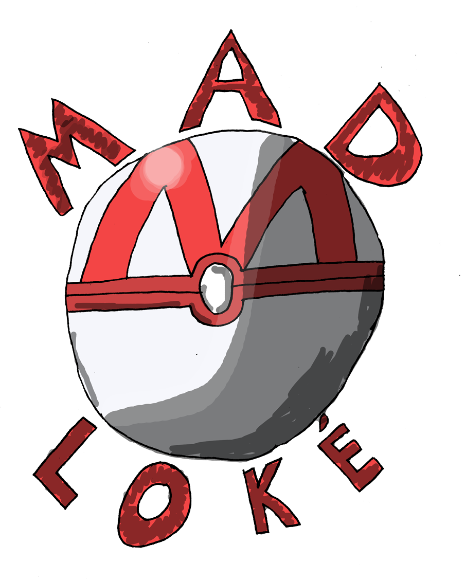 My MADLOKE COMIC LOGO By Des-rookie On DeviantArt