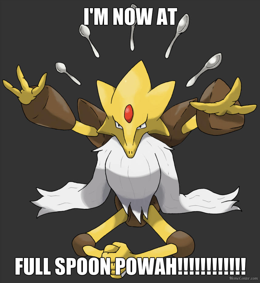 pokemon mega alakazam Quotes