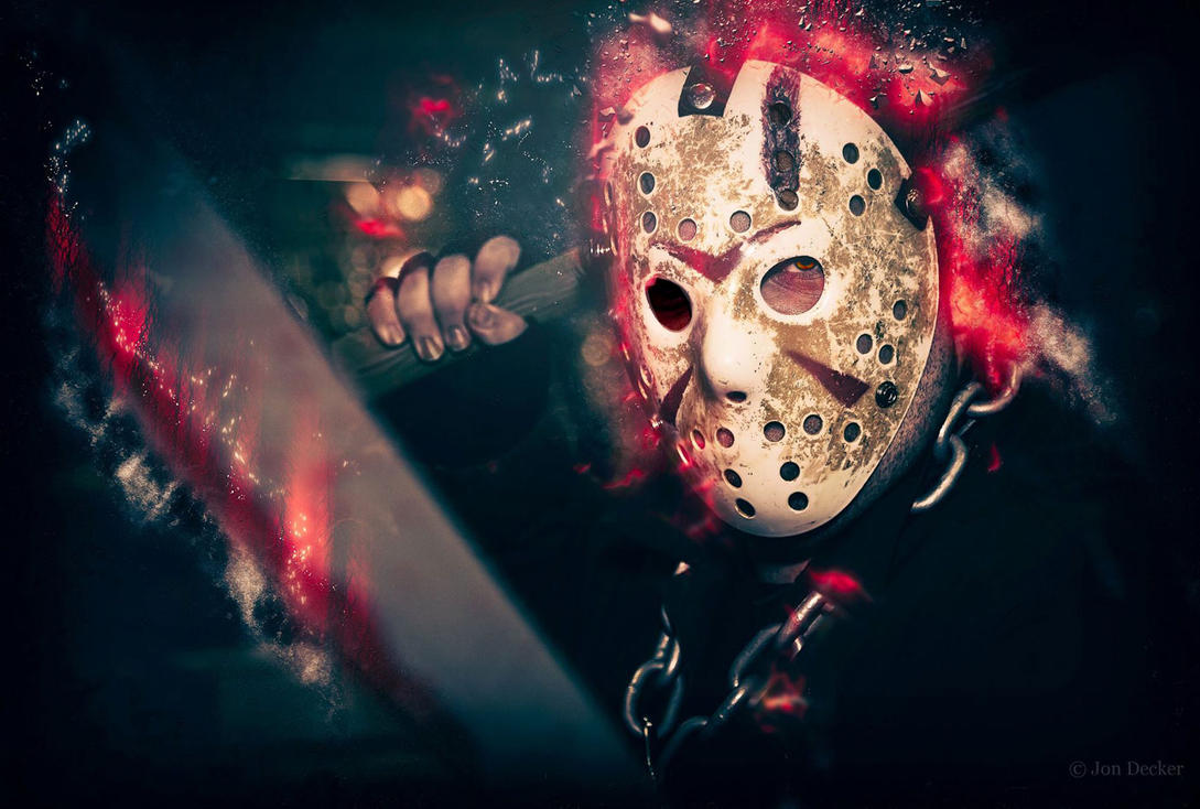Epic Jason: Fire and Water by MLBlue