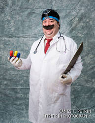 Dr. Mario 1 by MLBlue