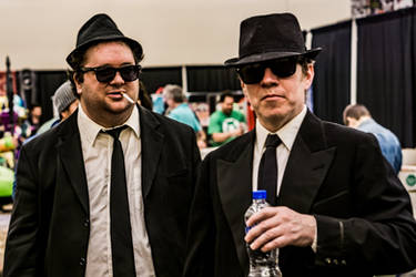 Blues Brothers Back Again