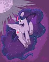 Princess Sparkle by 3mo-Ame