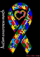 HAPPY AUTISM AWARENESS MONTH! by SCARFACEPHOENIX